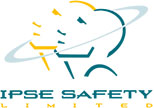 IPSE Safety branding and logo design
