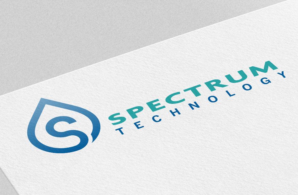 Spectrum Technology brand design