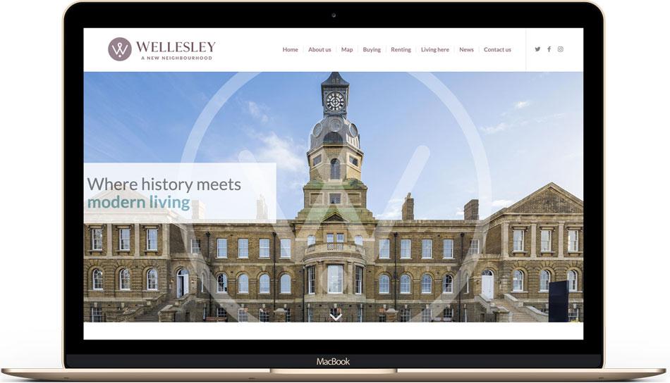 Wellesley web design